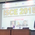 ISCE 2015